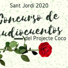 Concurso audiocuentos Sant Jordi 2020