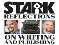 Stark Reflections on Writing and Publishing EP 043 - Dave Sweet & Sarah Graham, on Skeletons, Closets and Homicide