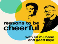 See reasons to be cheerful live on stage