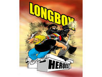 Longbox Heroes Episode 416: Middle Fit Shirt