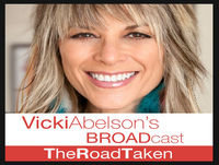Michael Cole On Vicki Abelson's The Road Taken