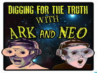 Digging for the truth with ark and neo #2 (giants and the nephilim) 2/27/14