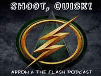 Shoot, Quick! S4 E9 - Burning cities, political intrigue, prophecies that didn't pay off, and the end of an era aka...