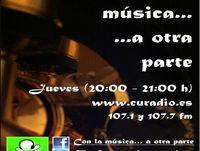 Con la música... a otra parte 21.03.2013 (www.curadio.es)