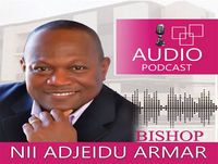 Christ is Risen, We Are Forgiven - Inspiration Service - Bishop Nii Adjeidu Armar