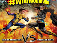 #WhoWouldWin: Scorpion vs. Iron Fist