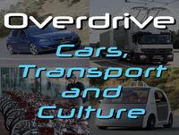 Overdrive Program: Autonomous cars for rural roads; Will Hagon goes Alvis; Royal Wedding cars