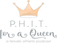 Isabel Foxen Duke shares on PHIT for a Queen