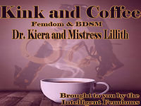 EPISODE7 - Intelligent Femdoms: Kink and Coffee- Guided Masturbation