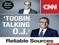 Ep. 01 - Toobin on 'The People v. O.J. Simpson' casting, Johnnie Cochran, Marcia Clark, race and more