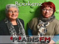 Bookenz-24-04-2018 Glyn Harper and Tina Shaw