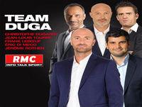 RMC : 20/11 - Le Top du Team Duga : Cavani est-il fait pour le foot moderne ?