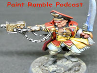 Paint All The Minis: Paint Ramble