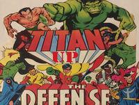 Titan Up the Defense 99- Defenders #38