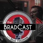 'BradCast' 4/27/2016 (Trump, Clinton landslides in the NE; Sanders, Cruz respond; 'Serial Child Molester' Hastert sen...