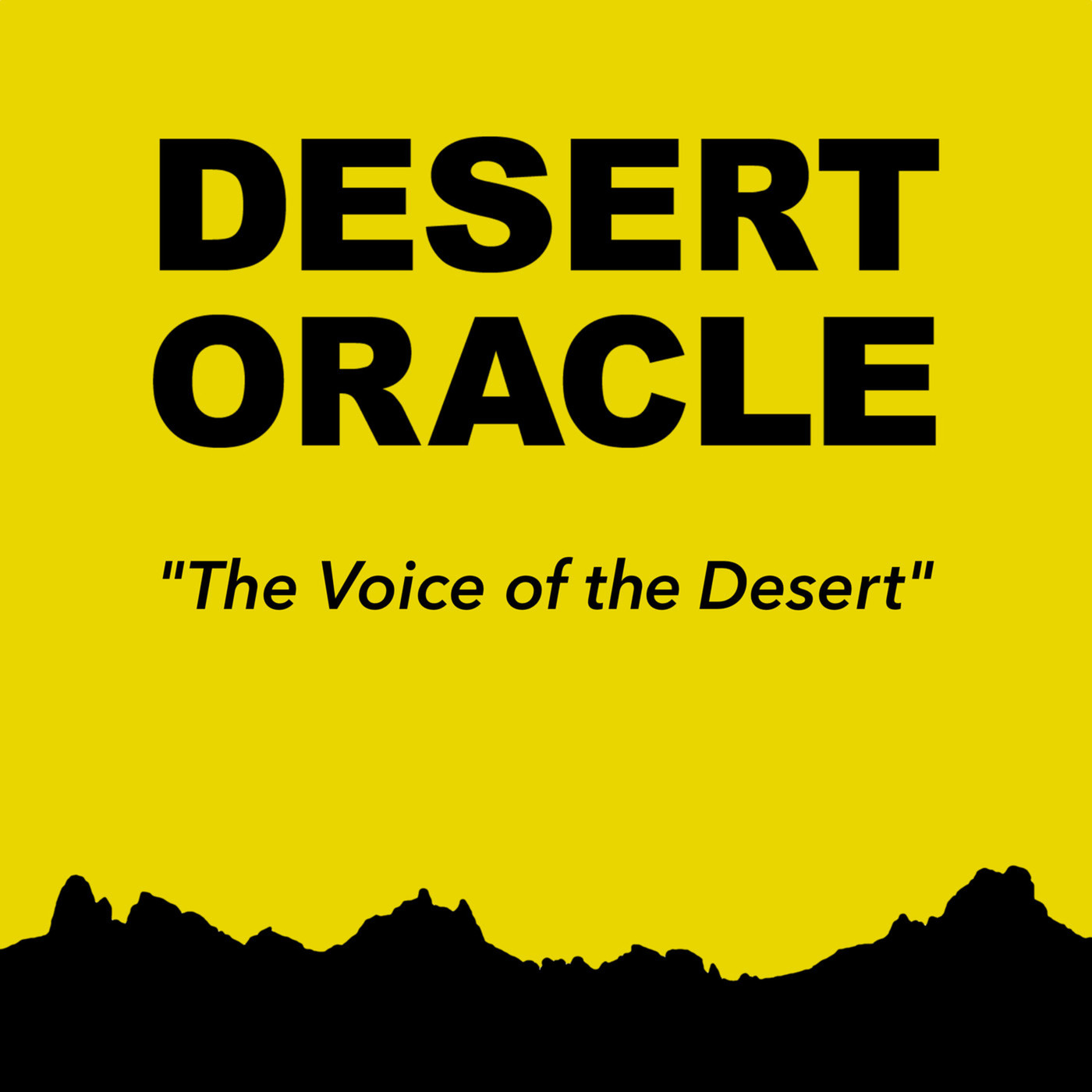 Desert Oracle Radio hosted by Ken Layne