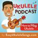 3 Easy One-String Ukulele Songs Fingerpicked