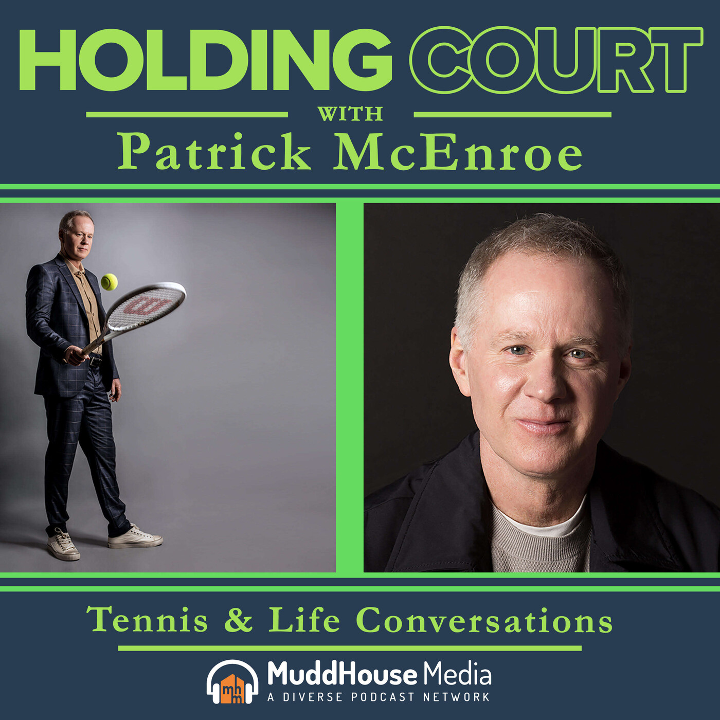 US OPEN Preview on this **SPECIAL** Episode of Holding Court with Patrick McEnroe