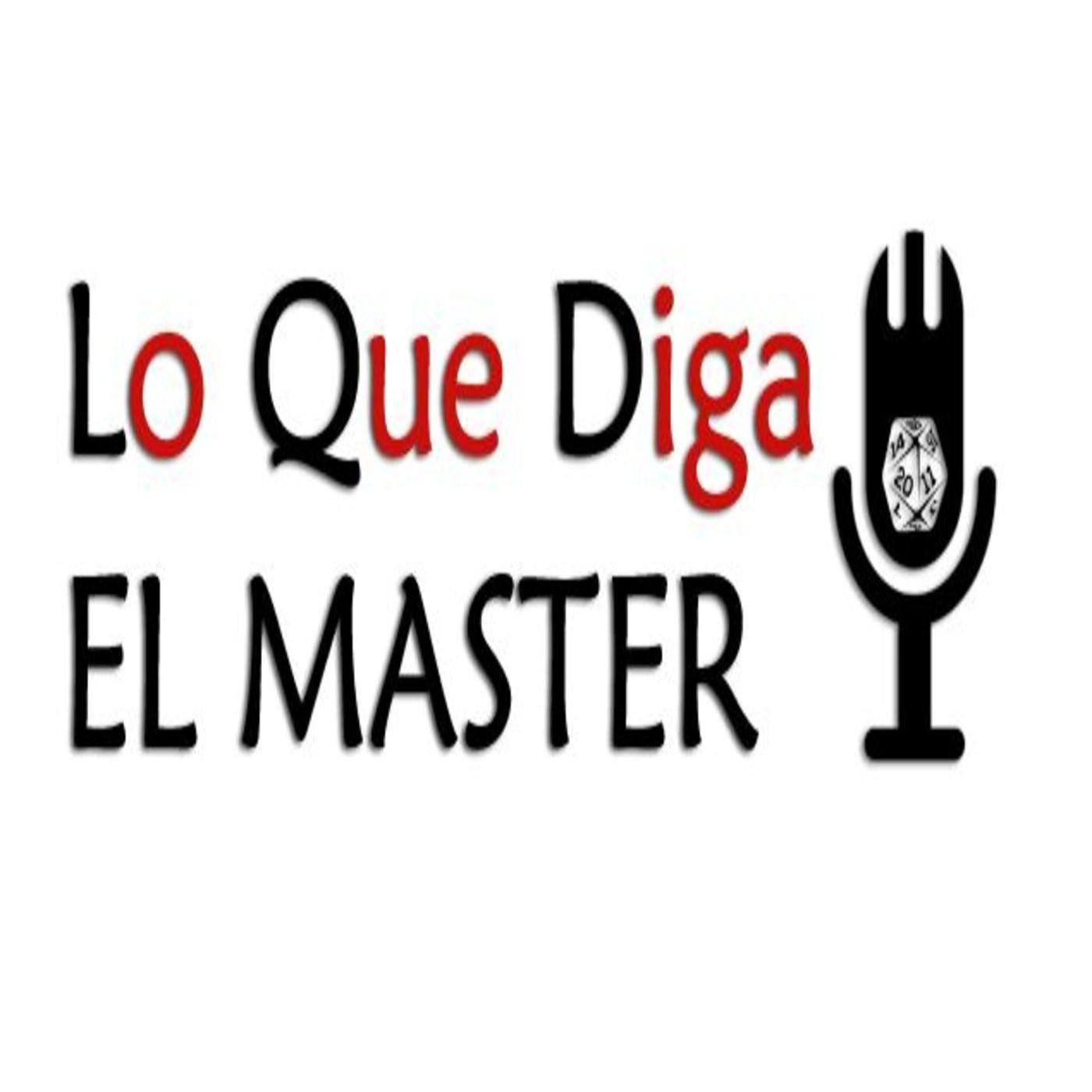 Lo que diga el master. Especial Microdados´13. Julio 13
