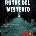 """Jornadas Ruta a lo Desconocido; Época de Brujas - """"Ruta del Misterio"""" - T2X17"""