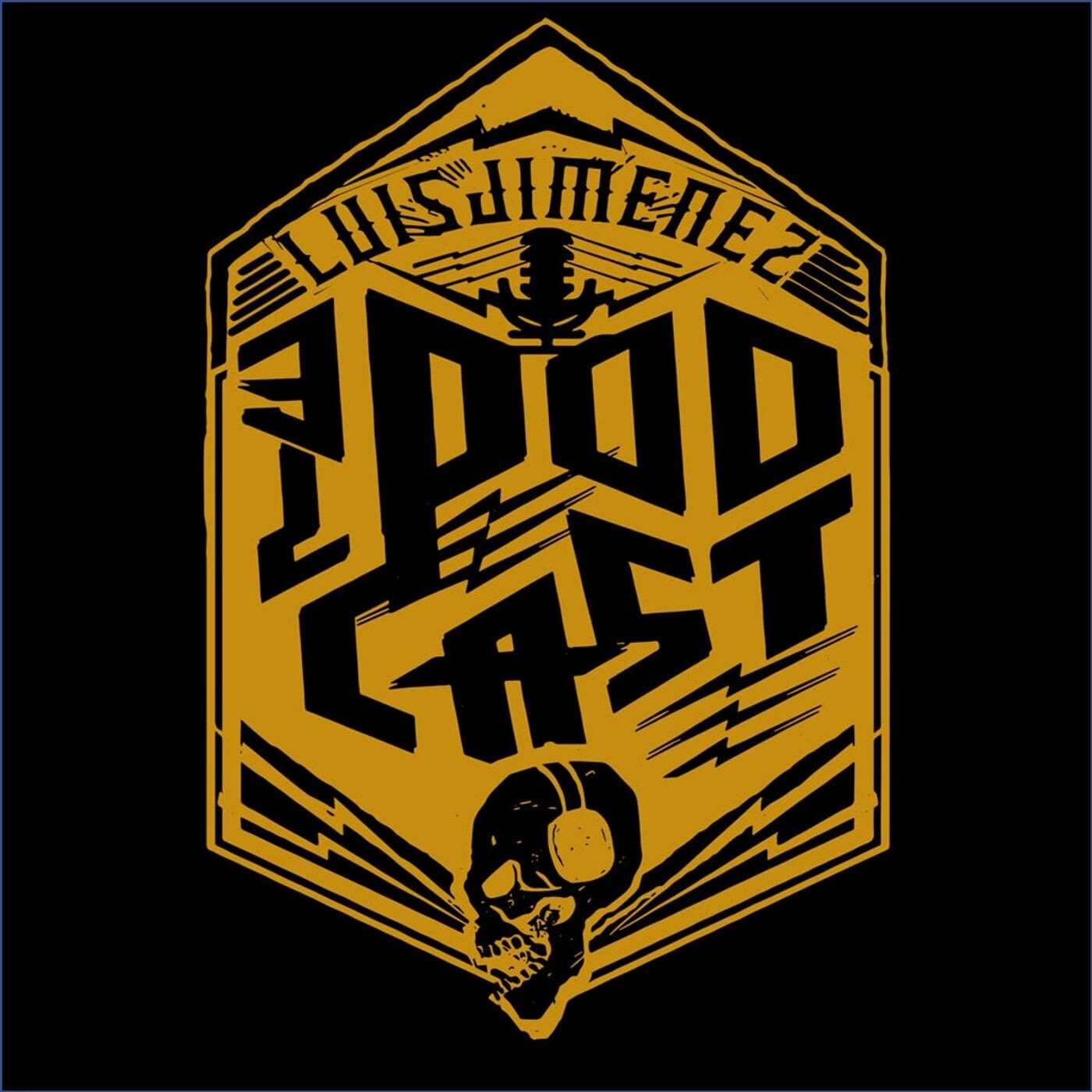 Luis Jimenez El Podcast E46