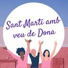 Sant Martí amb veu de dona