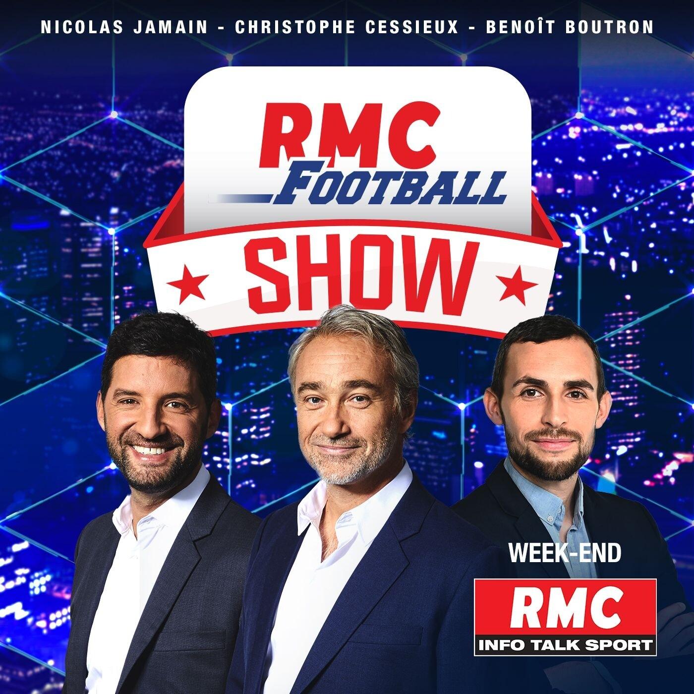 RMC Football Show du 20 octobre : Spécial Ligue des Champions – 22h/23h