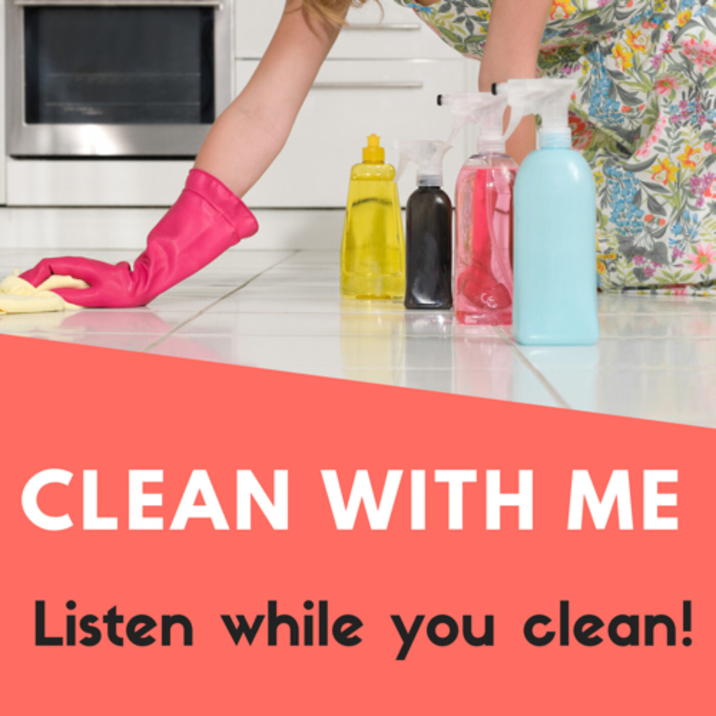 Start Some Laundry & Clean Your Kitchen (Real Time)