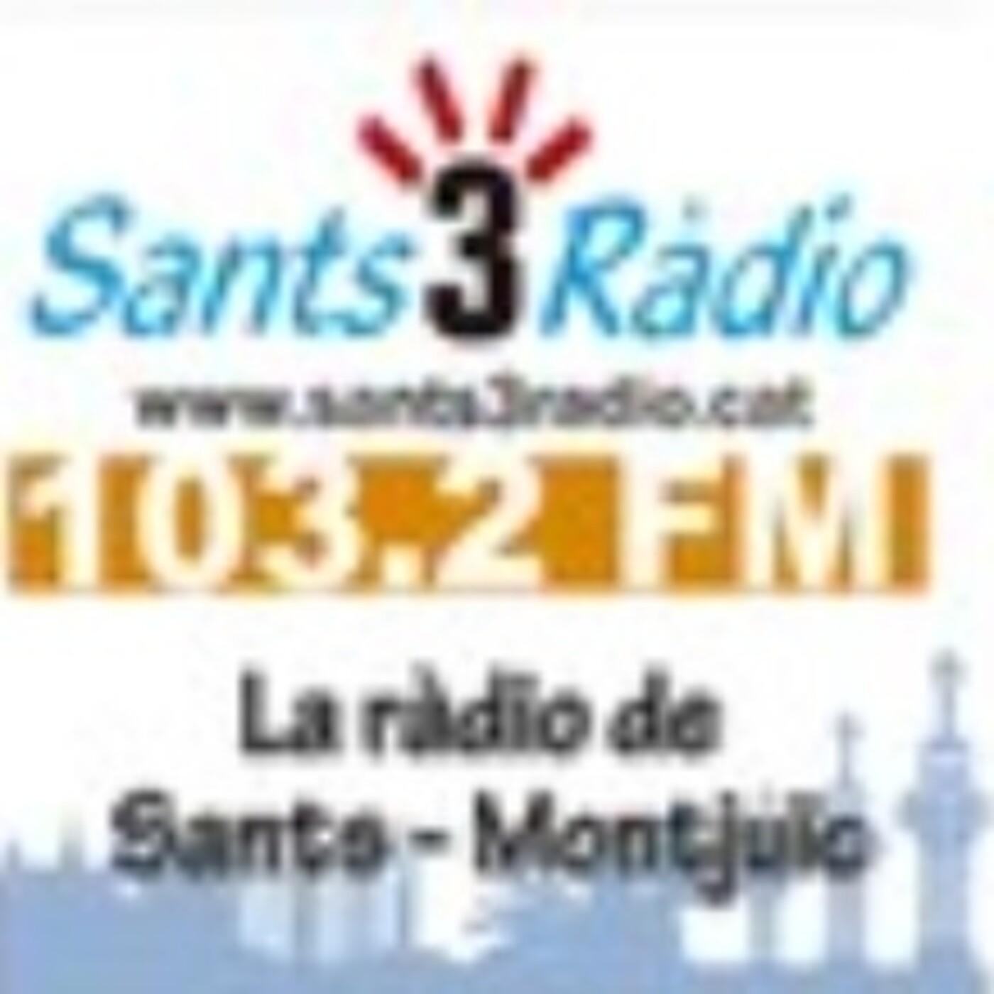 Fotogrames Musicals (21-09-2005) CONAN EL BÀRBAR amb Roger González a Sants 3 Ràdio