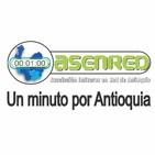 Un minuto por Antioquia