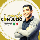 #1MinutoConJulio