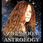 The Zoe Moon JUPITER ON THE GALACTIC CENTER and MARS into SCORPIO Astrology Show