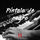 Píntalo de negro - BB King, Lues, Rock and Roll y Jazz - 18/05/19