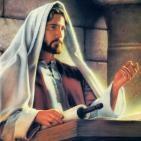Jesús ya nos esta hablando de las cosas del cielo