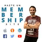 Hazte un membership site