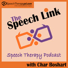 """Ep. 31: """"Voice Therapy: The Trials of Finding an Authentic Voice"""" - Patricia Fisher, MA, CCC-SLP, COM?"""