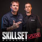 Skillset Live Episode #88: RED WAR - Author Kyle Mills