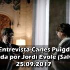 Carles Puigdemont en Sálvados