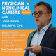 Nonclinical Careers That Will Save Discouraged Doctors