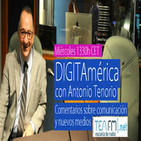 DIGITAMERICA. Con Antonio Tenorio