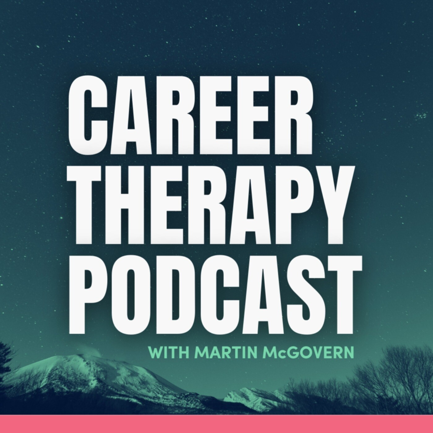 #1 - This Job is Not Forever with Grant Zemont   Career Therapy Podcast