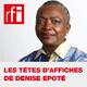 Les têtes d'affiches de Denise Epoté - Idrissa Nassa- Benjamin et Frédéric Belibi -Daniel Oulai