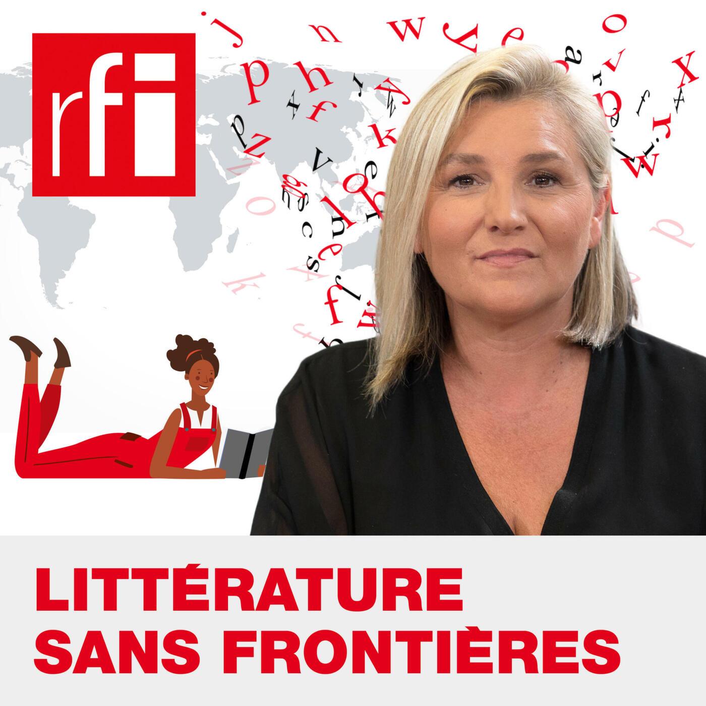 Littérature sans frontières - Une terre, une auteure: au Cameroun avec Anne-Sophie Stefanini