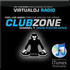 VirtualDJ Radio ClubZone - Channel 1 - Recorded Li