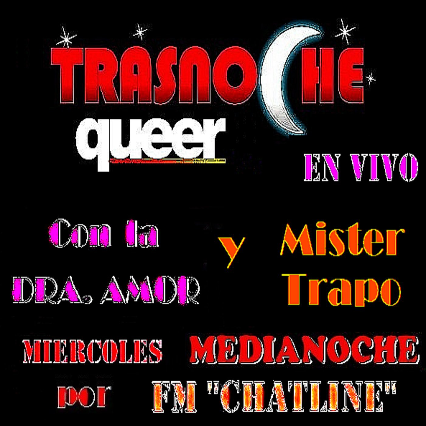 TRASNOCHE QUEER:Dra Amor