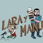 Lara y Manu Leemos....