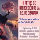 II Retiro de Intercesión de la P.E. de Granada