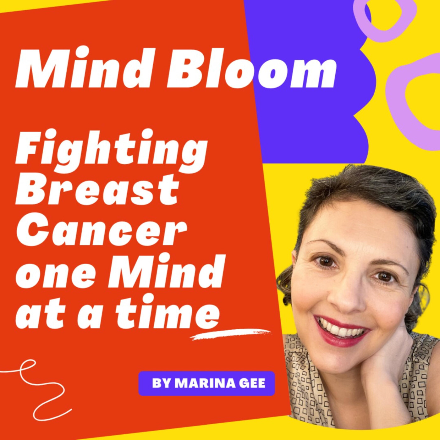 Ep. 21: The Badass Queen and Chad, the Cancer, with Kate Burns