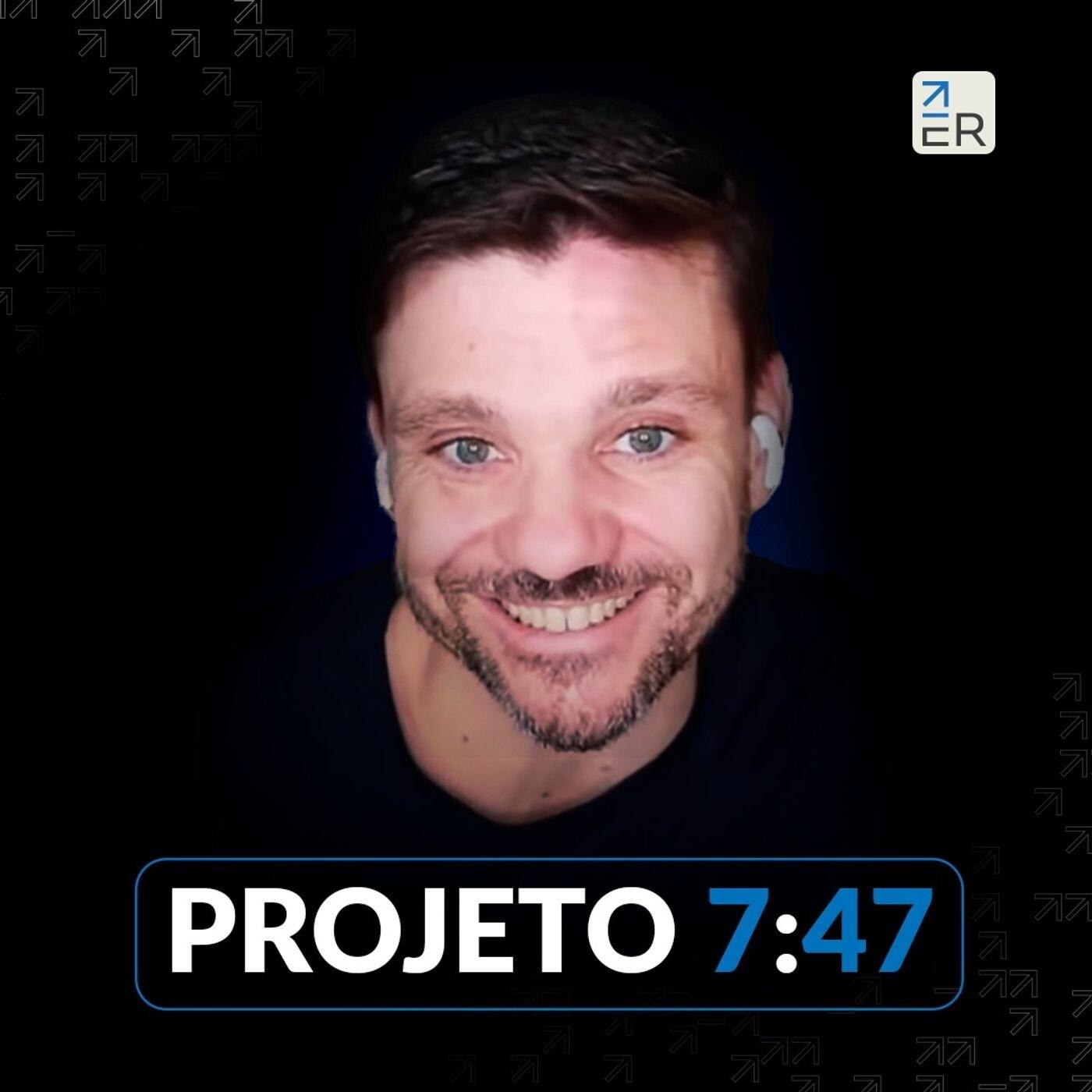 Ebook, mindset e autoridade || Projeto #747 - Episódio 61 | Erico Rocha