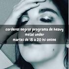 Corderos Negros 16/04/19